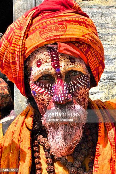 Traditional Hindu of Pashupatinath