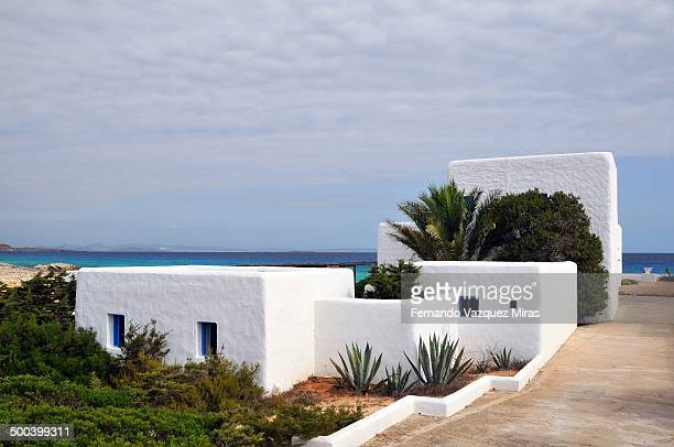Traditional home in Formentera