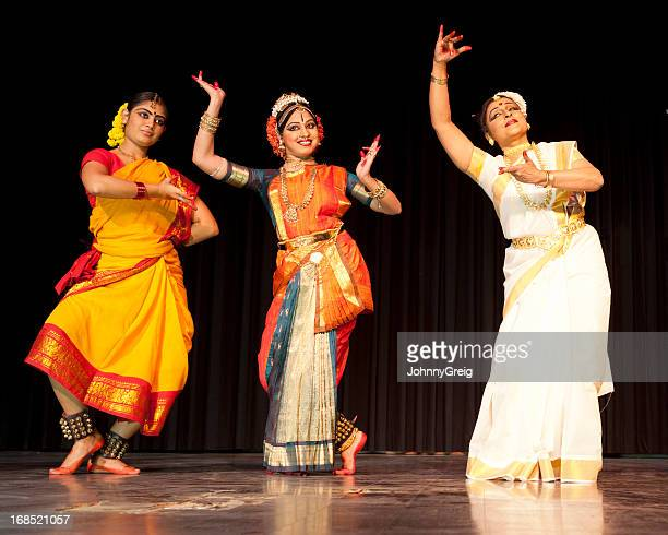 traditional indian dancers - performing arts event stock pictures, royalty-free photos & images