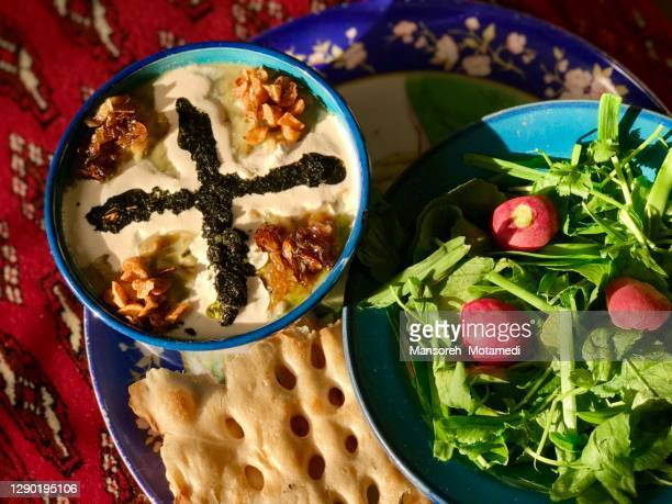 traditional iranian food - iran stock pictures, royalty-free photos & images