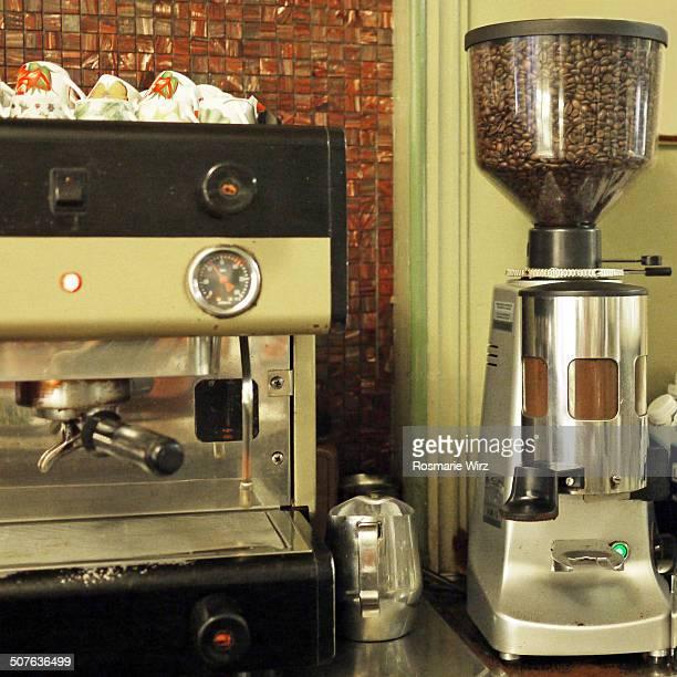 Traditional Italian coffee culture