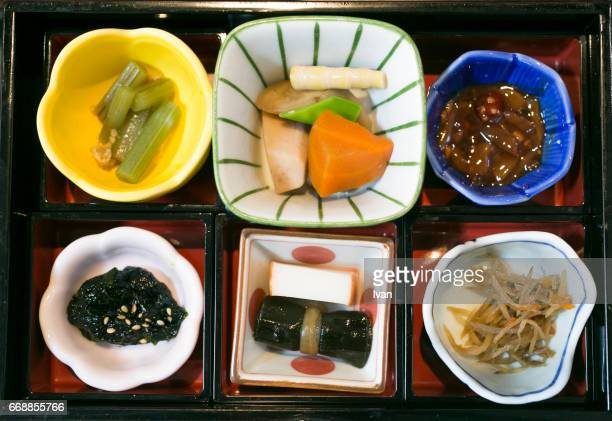 Traditional Japanese Breakfast, Kaiseki