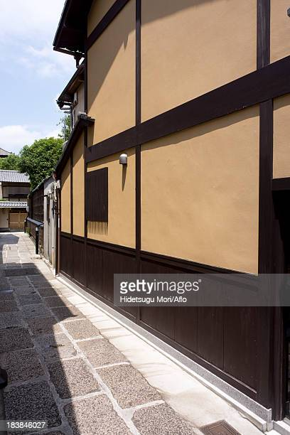 Traditional Japanese building in Gion, Kyoto
