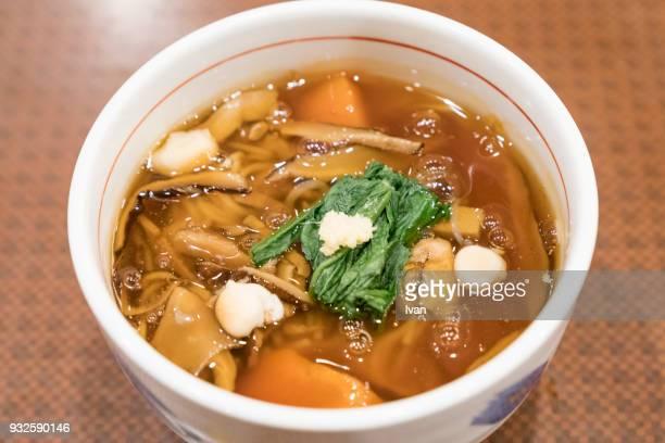 Traditional Japanese, Sendai, Food, Noppe (Vegetable Stew)