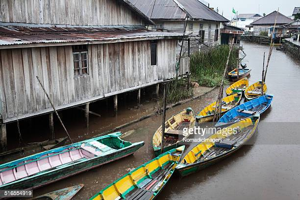 traditional kalimantan - west kalimantan stock pictures, royalty-free photos & images