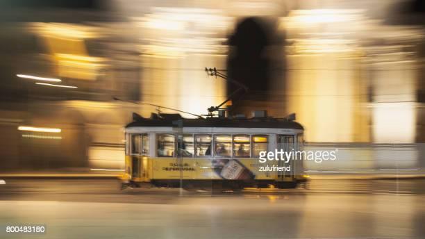Traditional Lisbon Tram