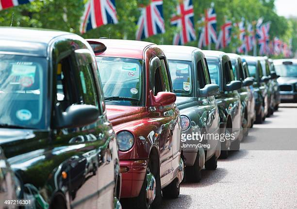 Traditional London Black Cabs