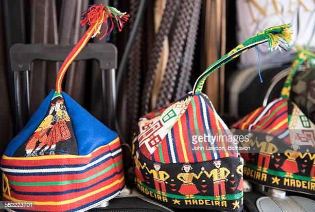 Traditional Madeiran hats