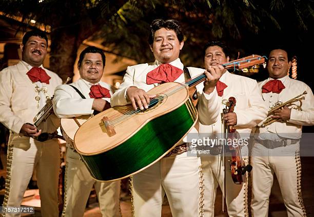 Traditionelle Mariachi Band