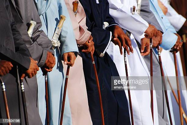 Traditional Men, Oman
