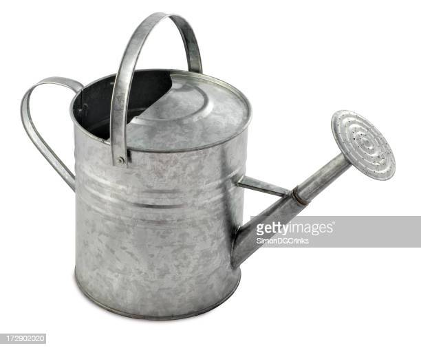 Traditional Metal Watering Can