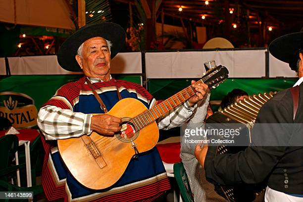 Traditional Music at Chilean Rodeo