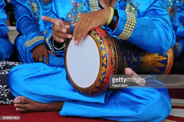 traditional music instrument from indonesia - ceremony stock pictures, royalty-free photos & images