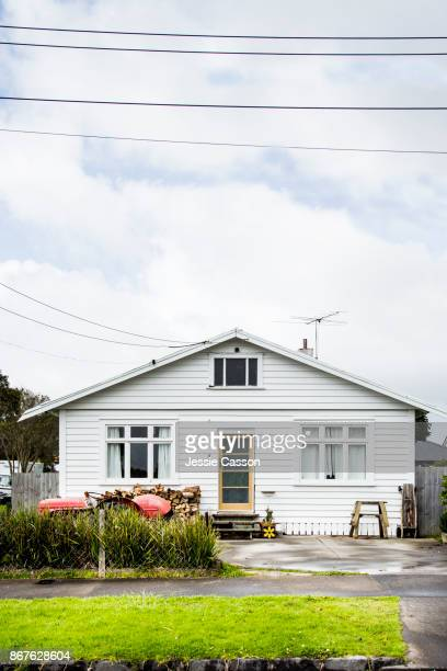 A traditional New Zealand bungalow