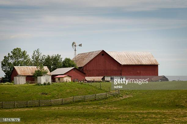 Traditional Ohio Farm