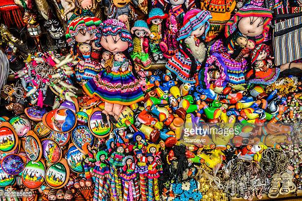 Traditional Peruvian dolls, toys, and gifts