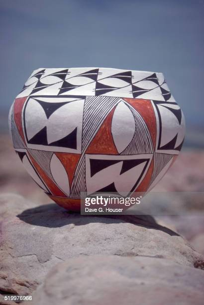 Traditional Pueblo Pottery