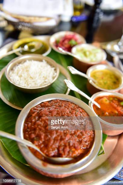 Traditional Rajasthani Thali