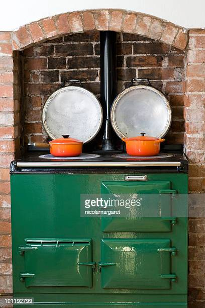 Traditional range cooker