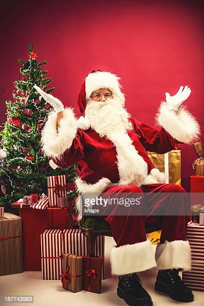 Tradicional Pai Natal