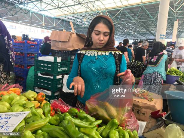 Traditional Street Market