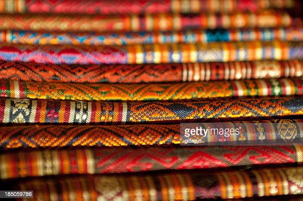 Traditional Textile in Laos