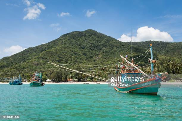 Traditional Thai Fishing Boat - Thailand