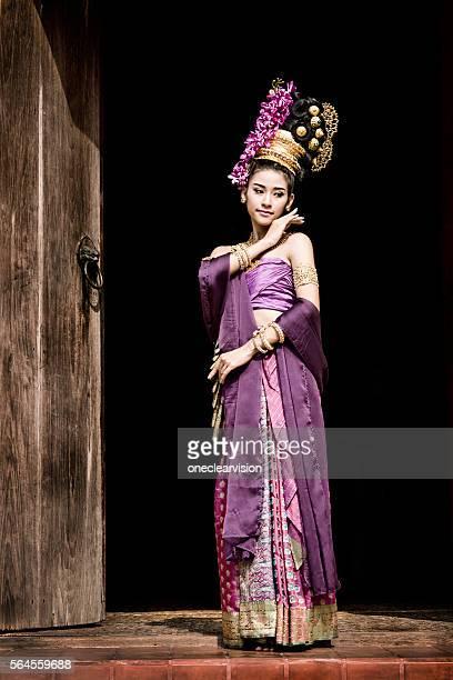 Traditional Thai Woman