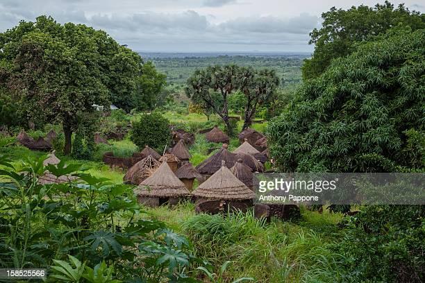 Traditional village of Taneka beri
