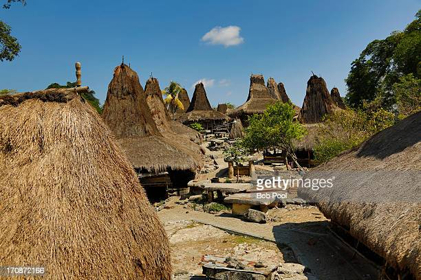 Traditional village, Sumba, Indonesia