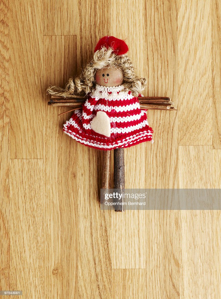 traditional wooden soldier christmas decorations stock photo - Christmas Decorations Wooden Soldiers