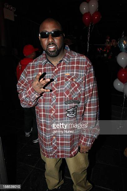 Trae Tha Truth attends Cans For Cocktails on December 17 2012 in New York City