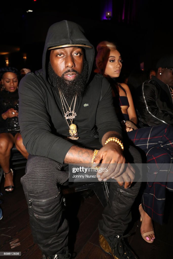 Trae tha Truth attends the 2017 BET Hip Hop Awards on October 6, 2017 in Miami Beach, Florida.