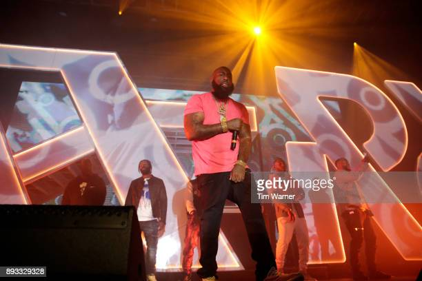 Trae Tha Truth performs onstage during Spotify's RapCaviar Live in Houston at Revention Music Center on December 14 2017 in Houston Texas