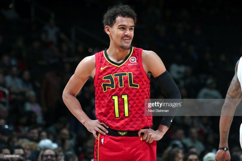 Atlanta Hawks v Washington Wizards : News Photo