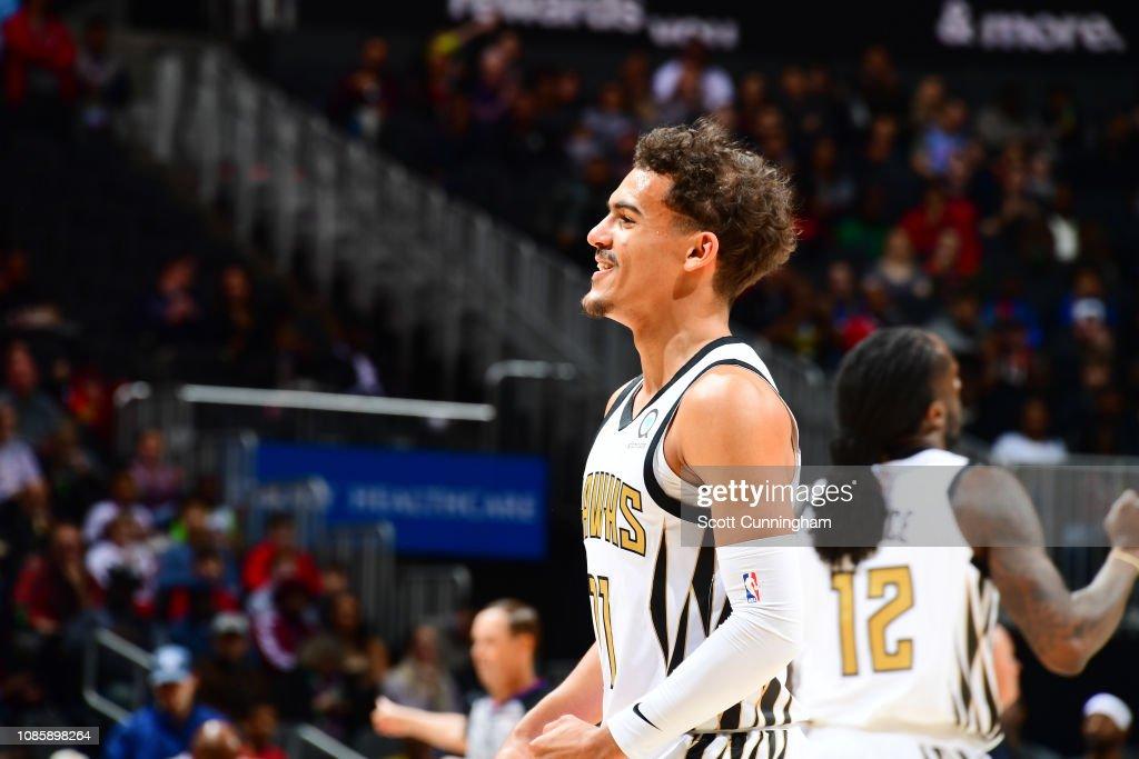 Orlando Magic v Atlanta Hawks : News Photo