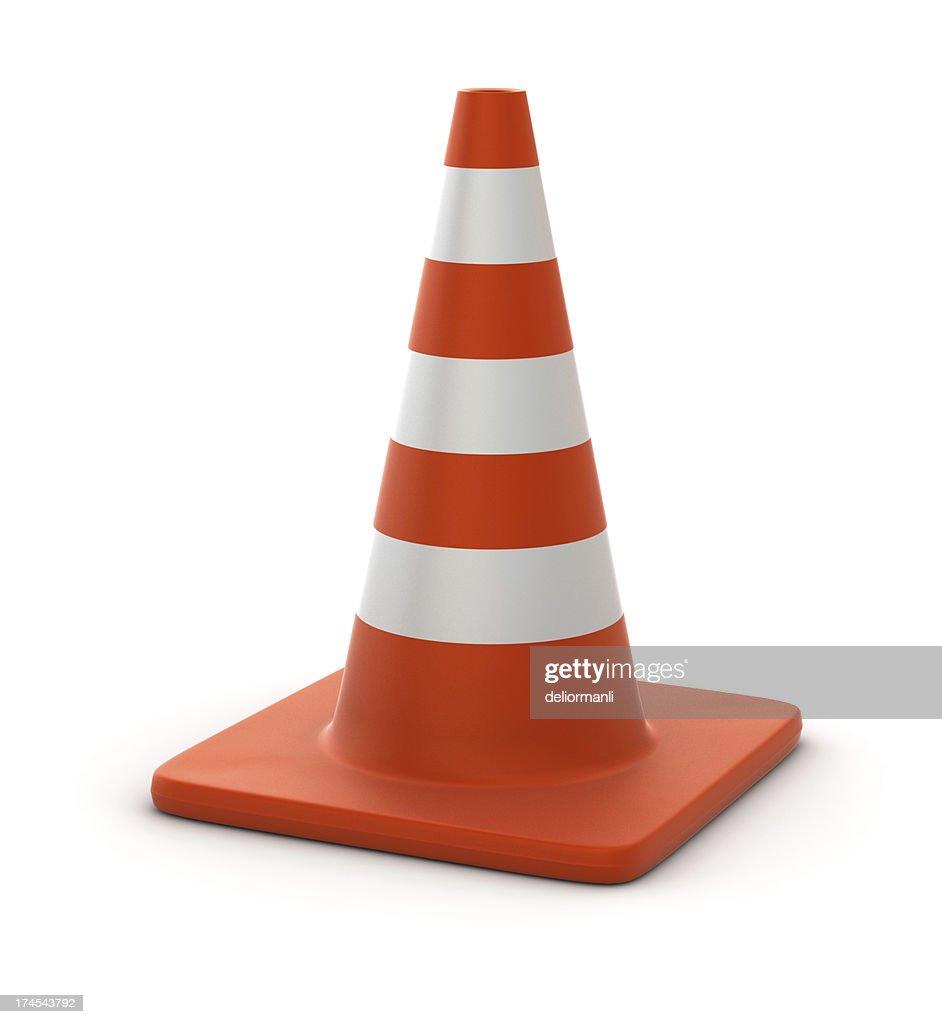 Traffic Cone : Stock Photo