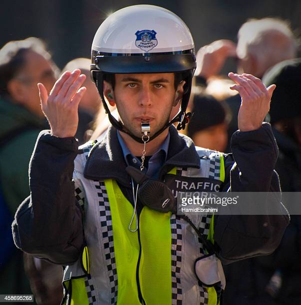 traffic control - winter sports event stock pictures, royalty-free photos & images