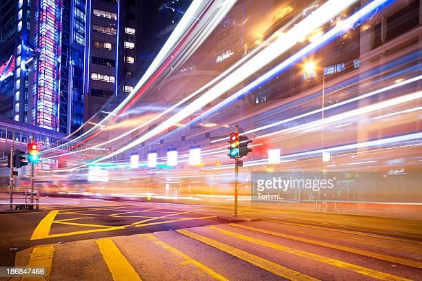 Traffic, Hong Kong