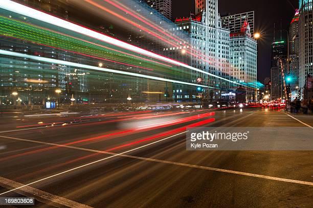 Traffic in Chicago