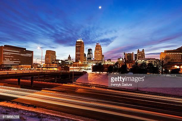 Traffic in Kansas City