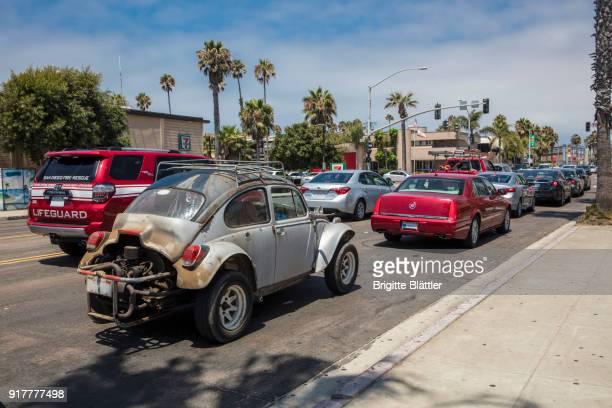 Traffic in San Diego