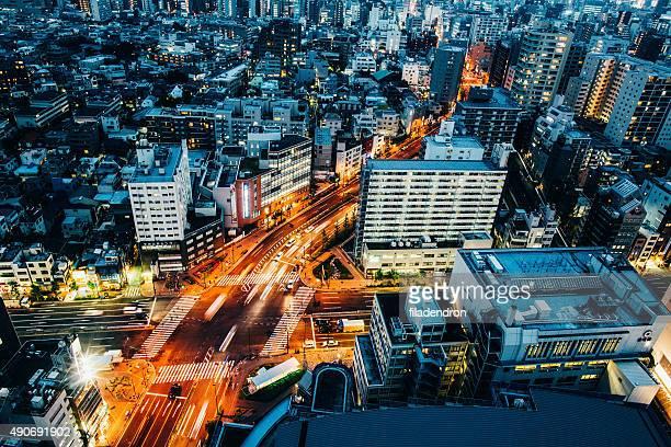 交通、東京でのご宿泊