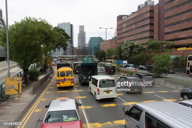 トラフィックジャム香港