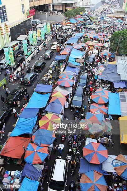 Traffic Jam In Jakarta,