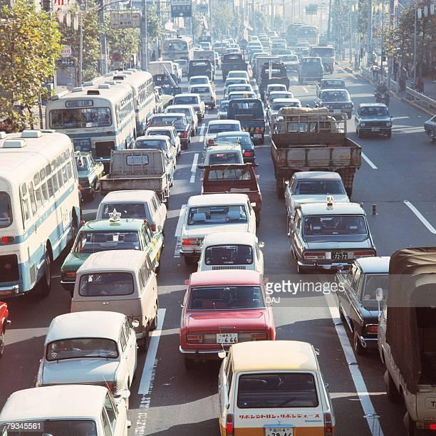 Traffic Jam in Showa