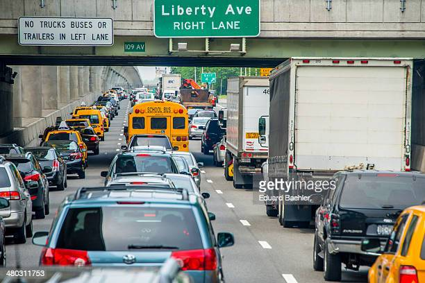 60 Top New York Traffic Jam Pictures, Photos, & Images