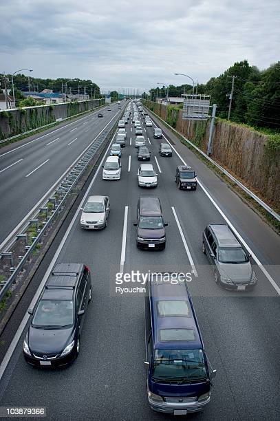 traffic jam,expressway,automotive society