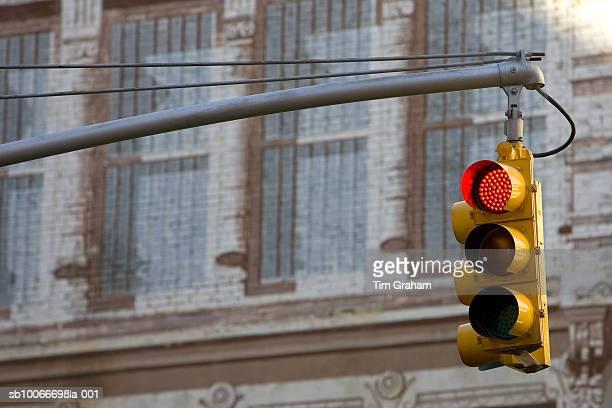 Traffic Light, New York, USA