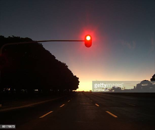 traffic light - red light stock pictures, royalty-free photos & images